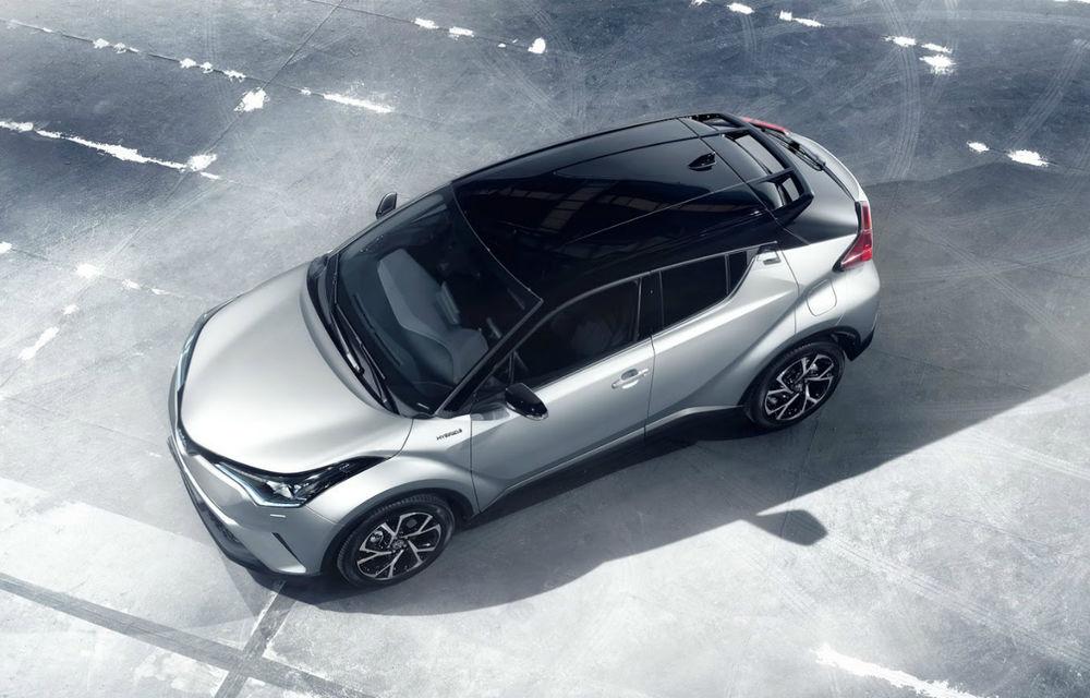 UPDATE FOTO, INFO: Toyota CH-R este noul SUV de segment compact al mărcii japoneze - Poza 2
