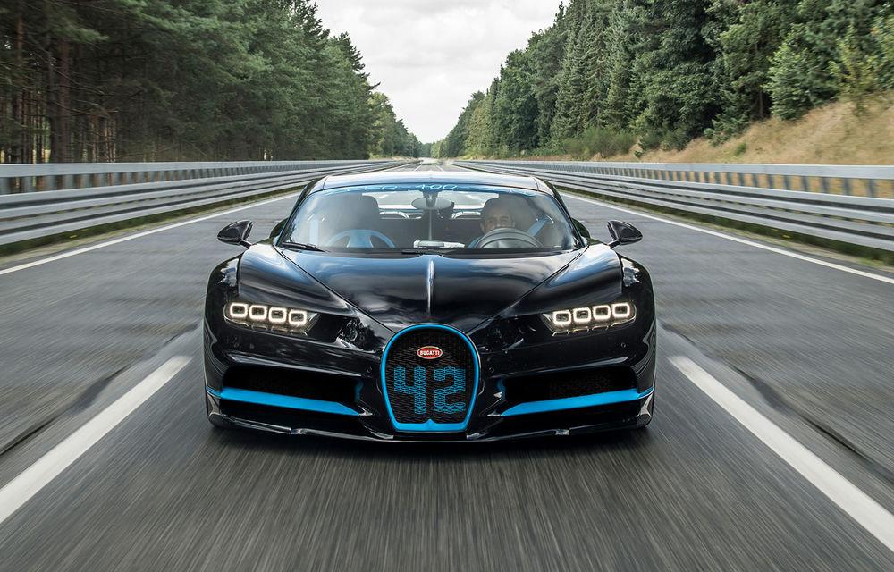 Zeul mașinilor sport e aici: noul Bugatti Chiron devine cea mai puternică mașină din istorie. 1500 CP, sub 2.5 secunde pentru 0-100 km/h - Poza 2