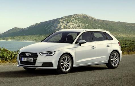 Audi A3 g-tron facelift