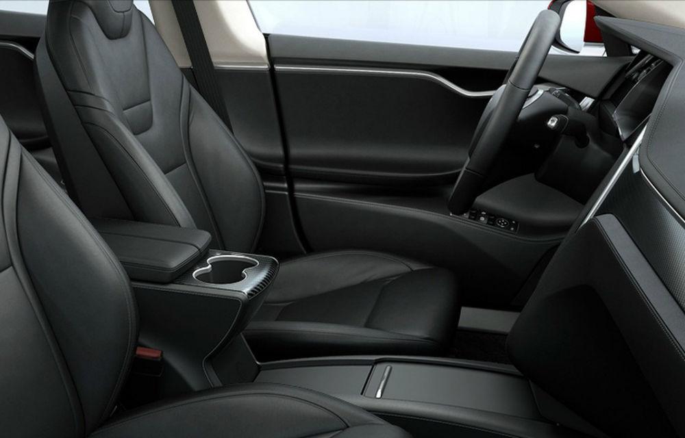 Tesla anunță noua versiune Model S P100D, cea mai rapidă mașină de serie din lume. Bonus: autonomie-record de 613 kilometri - Poza 2