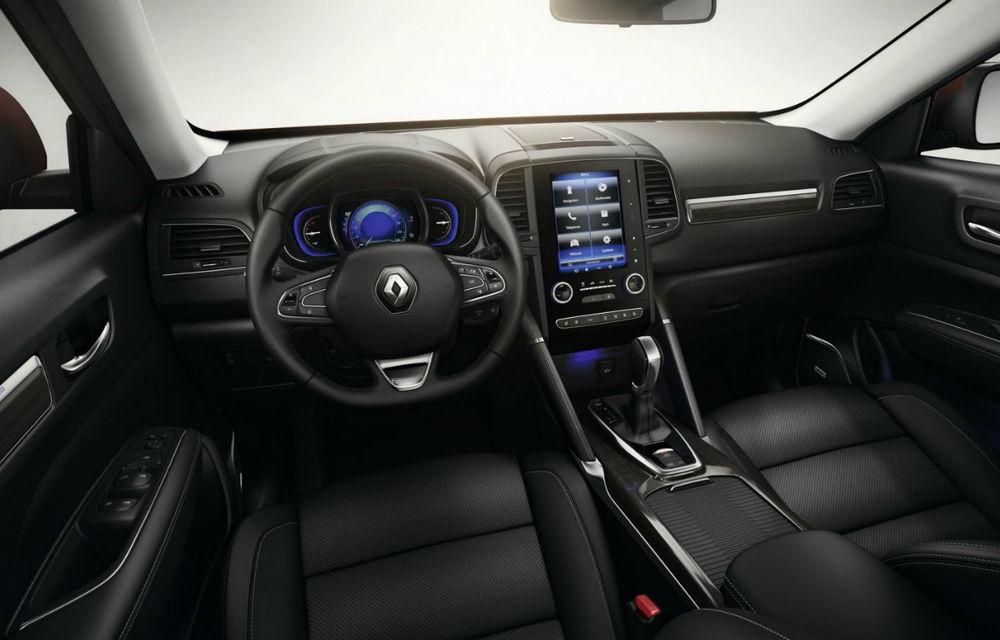 Același nume, cu totul altă mașină: Renault Koleos completează oferta francezilor în segmentul D (Update foto) - Poza 2
