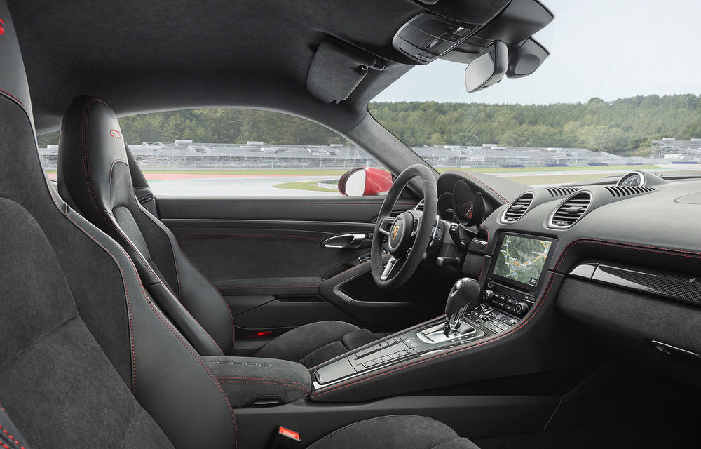 După roadster vine coupe: noul 718 Cayman devine cel mai accesibil model din gama Porsche - Poza 2