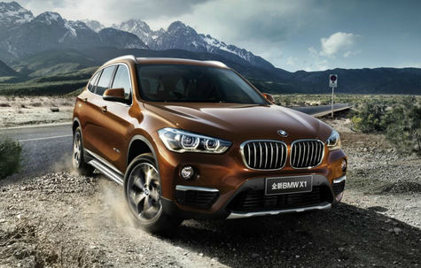 BMW X1 LWB