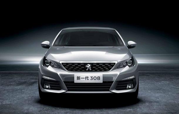 O mașină care ar putea prinde și în Europa: noul Peugeot 308 Sedan a fost dezvăluit oficial - Poza 2
