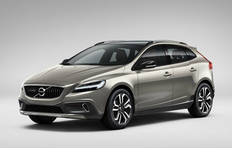 Volvo V40 Cross Country facelift