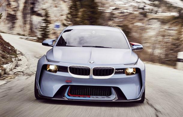 Arc peste timp în gama BMW: 2002 Hommage Concept leagă actualul M2 de vechiul 2002 Turbo - Poza 2