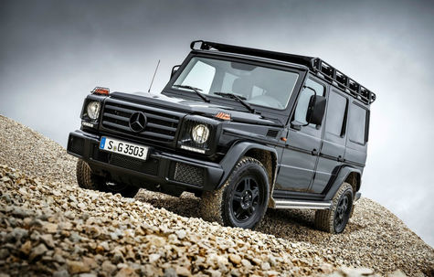 Mercedes-Benz G 350d Professional