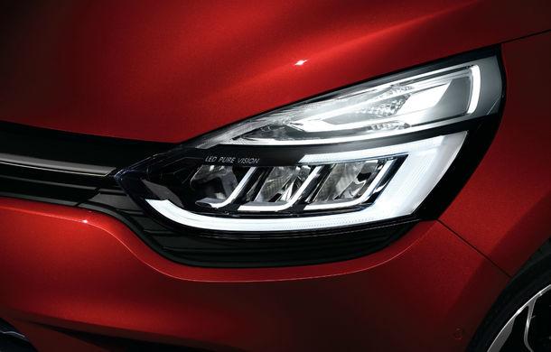 Aproape neschimbat: Renault Clio primeşte un facelift minor, dar şi nivelul de echipare Initiale Paris - Poza 2