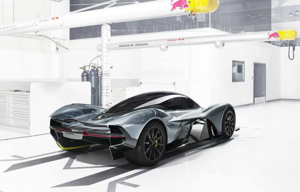 Supercarul Aston Martin este tot mai aproape: lista companiilor care vor lucra la dezvoltarea lui include Cosworth și Bosch - Poza 2