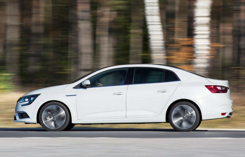 Prețurile noului Renault Megane Sedan în România: start de la 14.800 de euro - Poza 2