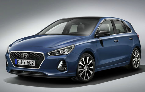 Hyundai i30 (2016 - prezent)
