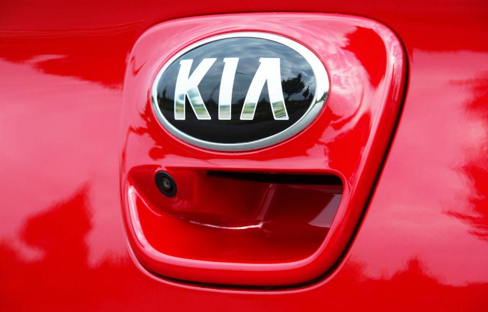 Noul Kia Rio se dezbracă de secrete: galerie foto completă cu a patra generaţie - Poza 2