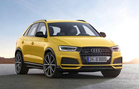 Audi Q3 facelift (2015-prezent)