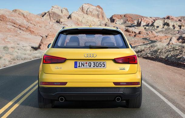 Chiar dacă acum există și Q2, Audi nu uită de bătrânul Q3: crossover-ul a primit un nou facelift, al doilea din carieră - Poza 2