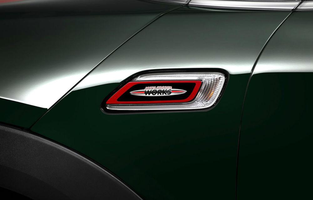 Se poartă compactele hot: Mini John Cooper Works Clubman este un rival pentru Volkswagen Golf GTI - Poza 2