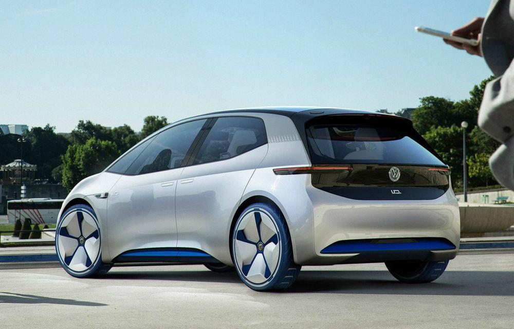 Tesla Model 3 va avea încă un rival de temut în 2020: Volkswagen ID ar putea costa circa 24.000 de euro - Poza 2