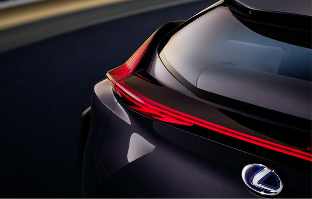 Când designul e împins la limită: Lexus UX Concept anunță tehnologii noi și (probabil) un SUV subcompact - Poza 2
