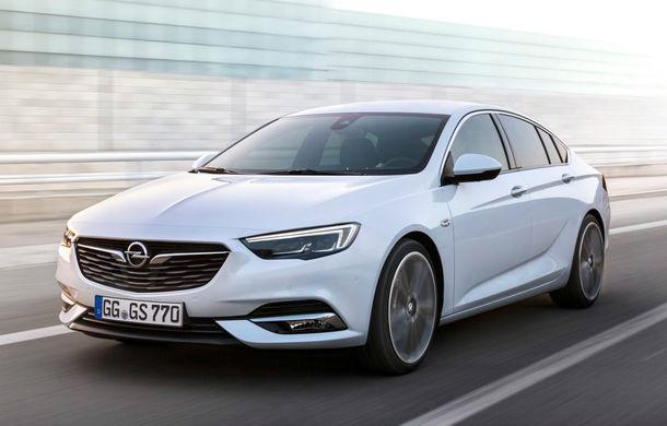 Noua generație Opel Insignia se prezintă oficial: miza pe dinamică și tehnologie - Poza 2