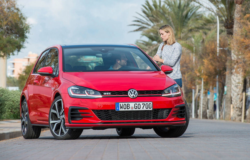 Volkswagen Golf 7 facelift, disponibil în România și cu noul motor TSI de 1.5 litri: la fel de puternic ca unitatea de 1.4 litri, dar mai scump cu 500 de euro - Poza 2