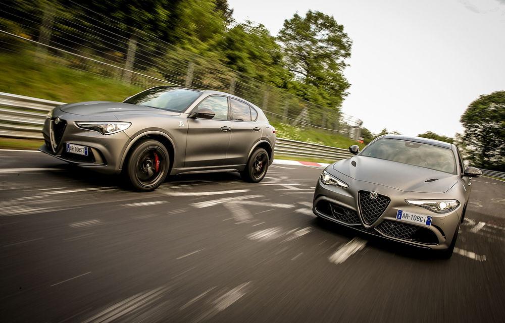 Alfa Romeo Stelvio a ajuns și în România: First Edition, versiunea de lansare, costă 52.000 de euro - Poza 4