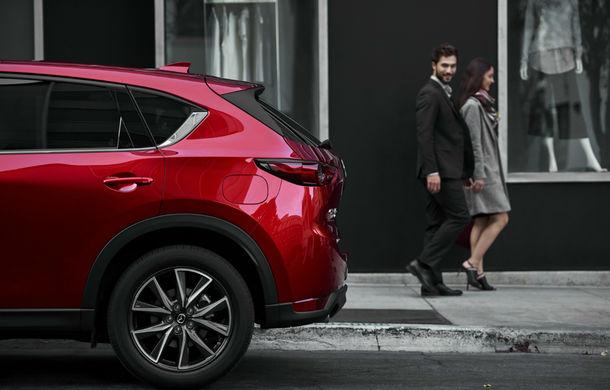 Fast forward: Mazda CX-5 ajunge la a doua generație la doar 4 ani de la prezentarea primeia - Poza 2