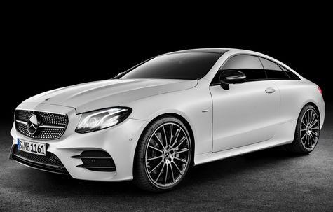 Mercedes-Benz Clasa E Coupe