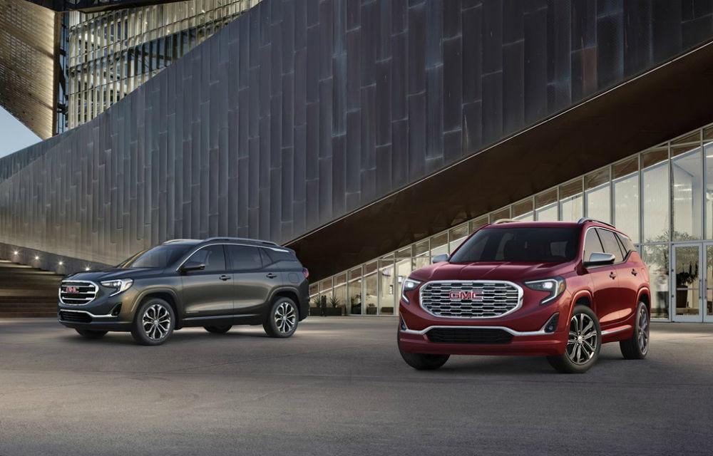 Noul GMC Terrain: americanii au, în sfârșit, un crossover mai atrăgător decât Mazda CX-5, rivalul său direct - Poza 2
