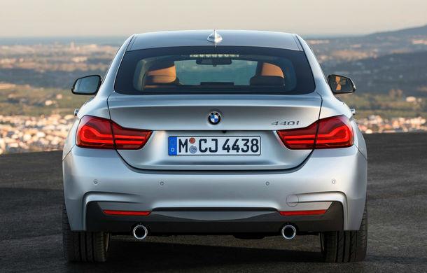 Ultimii vor fi cei dintâi: lansat după coupe și cabrio, BMW Seria 4 Gran Coupe a ajuns mai popular decât cele două modele la un loc - Poza 2
