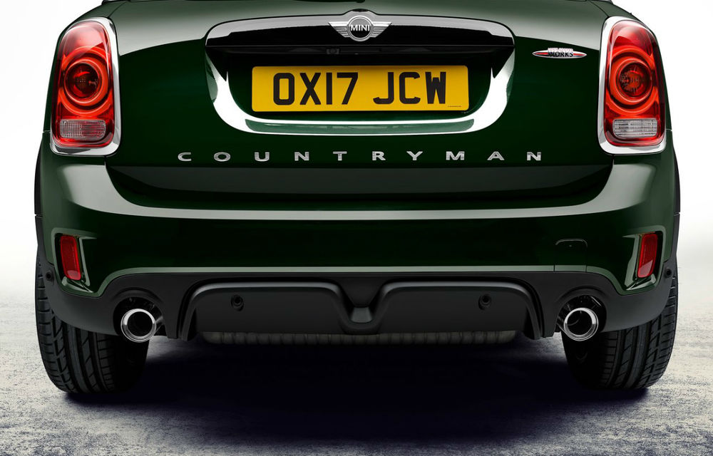 Familia John Cooper Works se mărește din nou: Mini Countryman are și el versiune de performanță - Poza 2