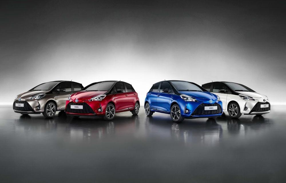 Noul Toyota Yaris facelift: japonezii au schimbat 900 de componente, printre care și motorul pe benzină - Poza 2