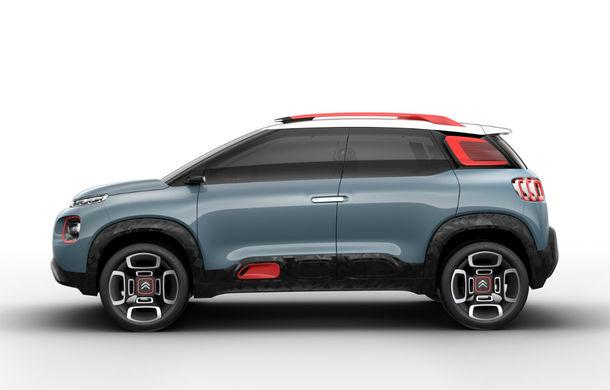 Citroen anunță ofensiva pentru SUV-uri: C3 Aircross și C5 Aircross vor sosi în Europa până în 2018 alături de noua generație C5 - Poza 2