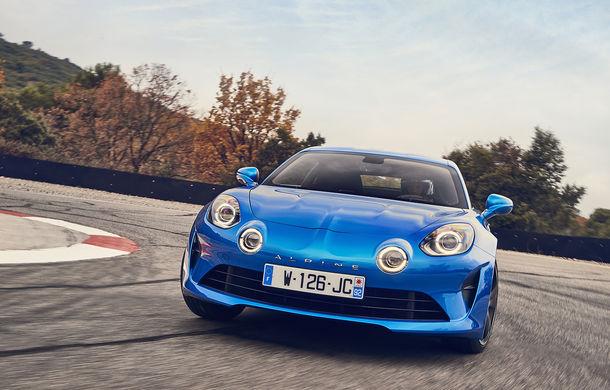 Sărbătoare la Alpine: coupe-ul A110 a atins 5000 de exemplare produse în versiunea sa modernă - Poza 2