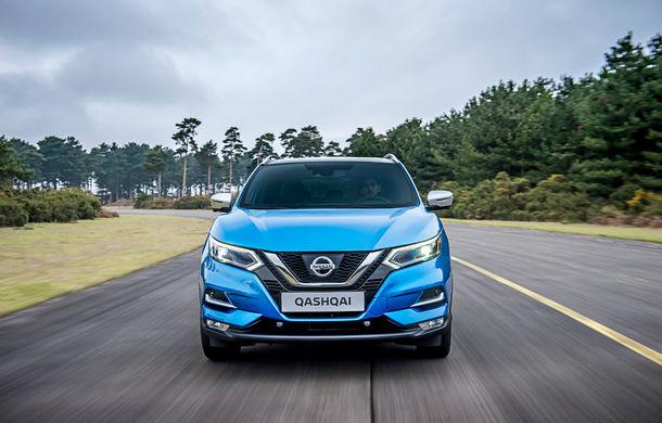 Post-Brexit: Nissan a demarat producția lui Qashqai facelift în cadrul uzinei din Sunderland, Marea Britanie - Poza 2