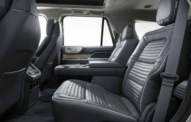 Lincoln Navigator se va putea bate din nou cu Cadillac Escalade: tehnologie de top furnizată de Ford și un motor de 450 de cai putere - Poza 2