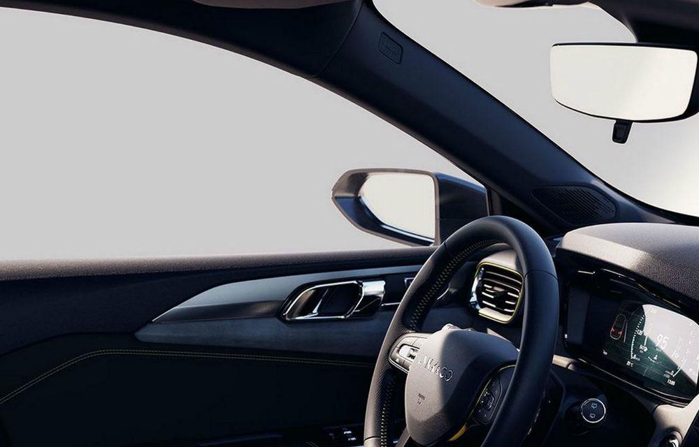 Primele imagini cu Lynk&Co 01 și 03 Concept: noul brand auto al lui Geely oferă garanție pe viață și internet gratuit - Poza 6