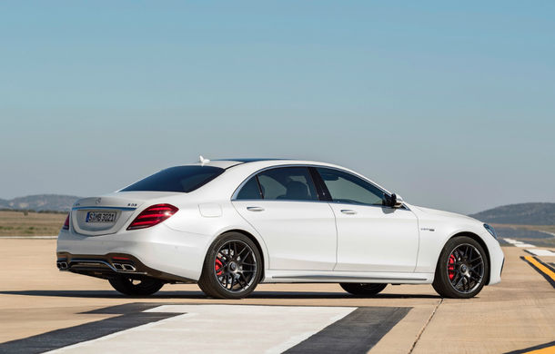 S-a întors liderul segmentului de lux: Mercedes Clasa S facelift a fost dezvăluit oficial - Poza 2