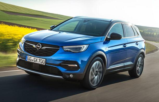 Opel Grandland X a fost prezentat oficial: cel mai nou model german vrea o felie din segmentul SUV-urilor compacte - Poza 2