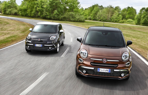 Facelift pentru familiști: Fiat ne aduce aminte de 500L cu o versiune îmbunătățită - Poza 2