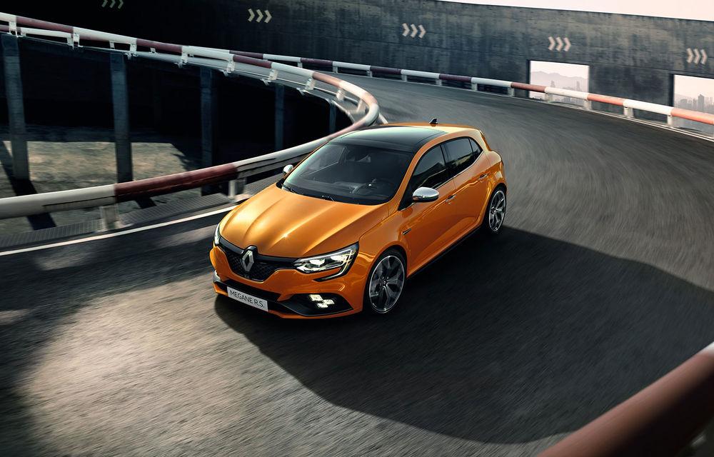 SUPER CONCURS AUTOMARKET: Jocul Reflexelor îți poate aduce un test cu noul Renault Megane RS pe un circuit adevărat - Poza 3