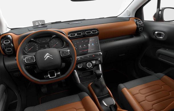 Citroen C3 Aircross ajunge pe piața din România: rivalul lui Renault Captur are un preț de pornire de 13.500 de euro cu TVA - Poza 2