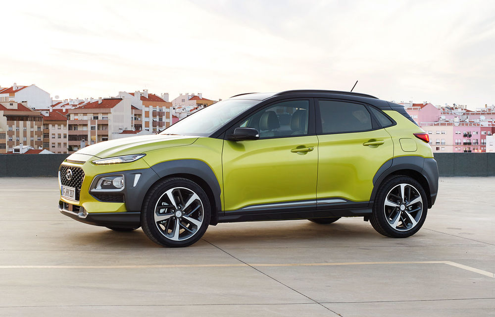 Noul SUV Hyundai Kona este disponibil în România: prețurile pornesc de la 21.150 de euro cu TVA - Poza 2