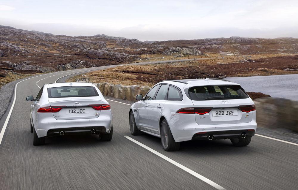 Jaguar s-a răzgândit: XF Sportbrake readuce break-urile în gama mărcii britanice - Poza 2