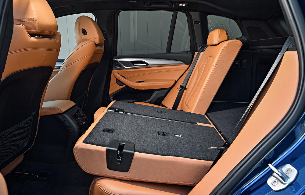 Noua generație BMW X3 se prezintă: design nou, interior remodelat și o versiune X3 M40i - Poza 2