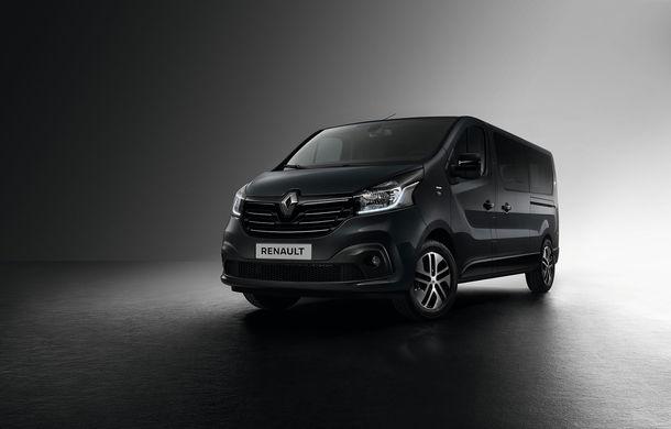 Renault pornește pe urmele lui Mercedes V-Klasse: noul Trafic SpaceClass este o limuzină cu nouă locuri - Poza 2