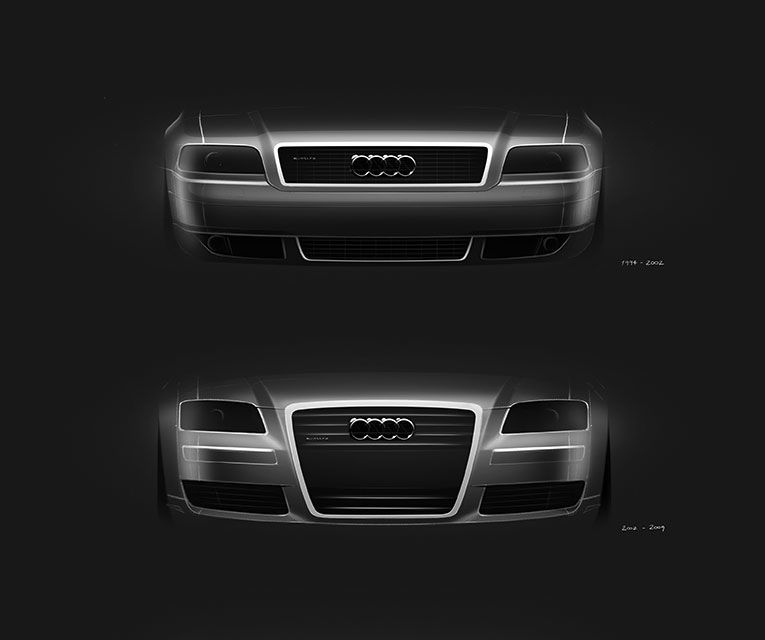 Noul Audi A8: date esențiale despre nava-amiral a germanilor - Poza 2