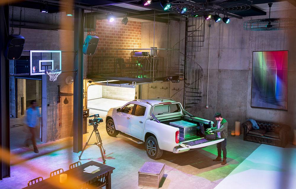 """Volkswagen ia Mercedes Clasa X peste picior: """"Este foarte dificil să deghizezi un Nissan Navara"""" - Poza 2"""