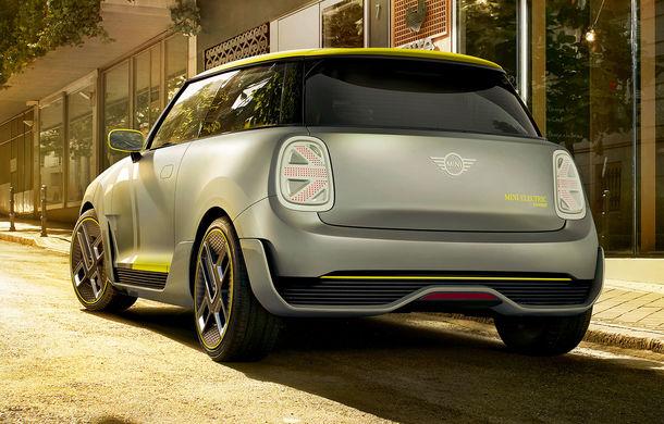 Mini Electric, disponibil la precomandă în Franța: prezentarea primului model Mini electric, programată în acest an - Poza 2