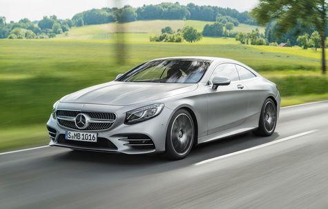 Mercedes-Benz Clasa S Coupe facelift