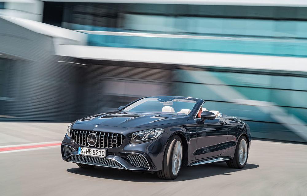 Opulența are o nouă definiție: Mercedes-Benz prezintă Clasa S Coupe și Clasa S Cabrio facelift - Poza 2