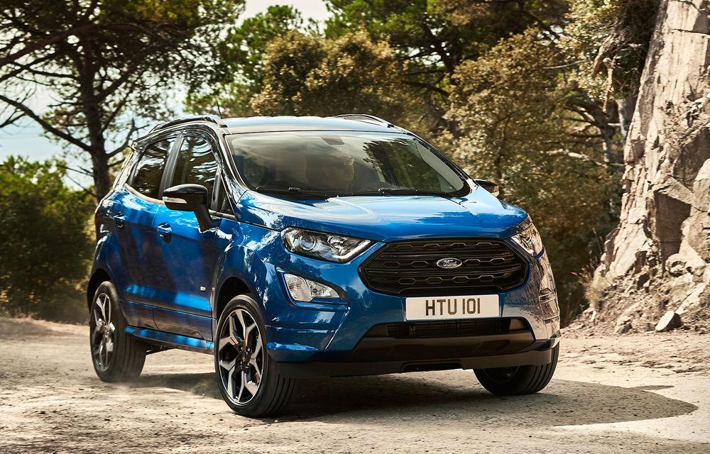 Record pentru uzina de la Craiova: peste 36.000 de unități Ford Ecosport produse în primele 3 luni ale anului - Poza 2